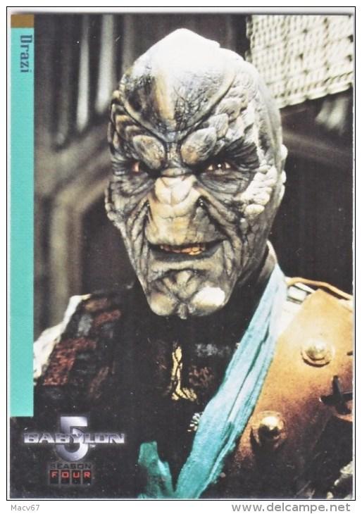 BABYLON 5    DRAZI    WARNER  BROS.  1998 - Babylon 5