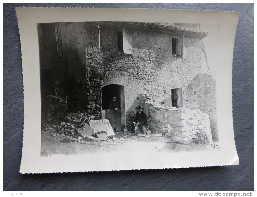 CANTAL  Photo D´Art Ancienne (vers 1930 ?) 13X18 à Localiser (2 Exemplaires); Ref 719 - Old (before 1900)