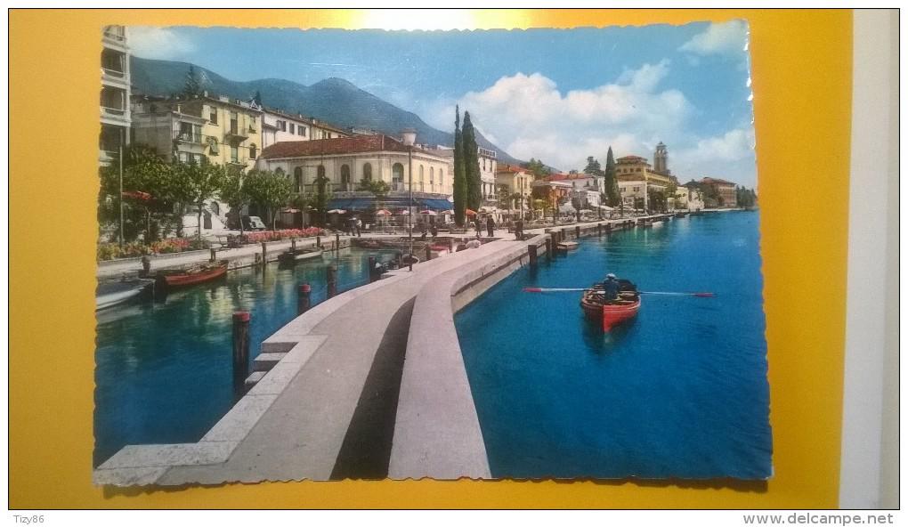 Lago Di Garda - Gardone Riviera - Lungo Lago - Brescia