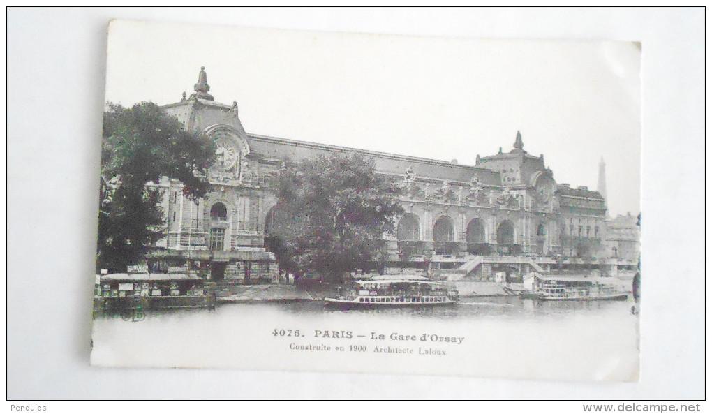 PARISLA GARE D ORSAY280R - France