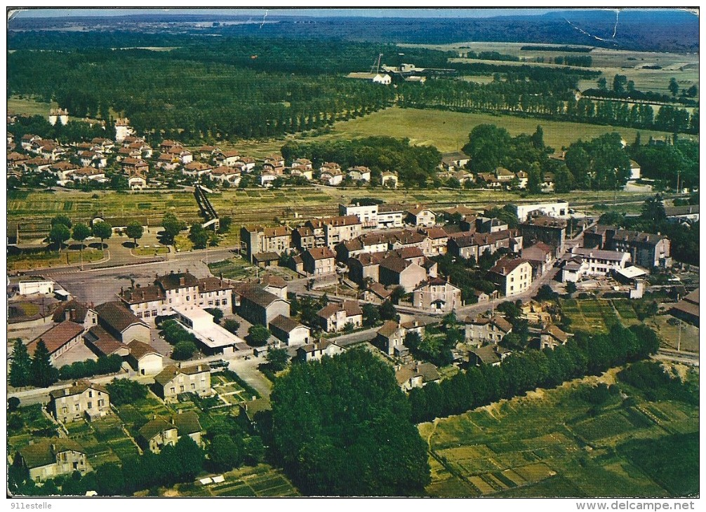 54 MANCIEULLES -   Vue Aérienne - Other Municipalities