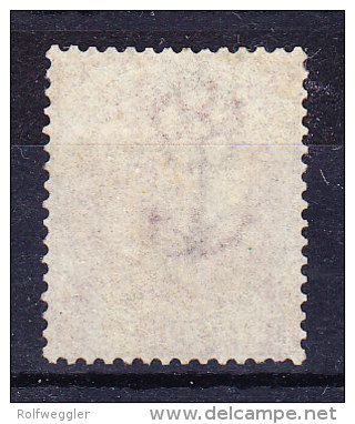 1867/80  SG 114 */**  Queen Victoria 10 D. Red-brown Platte 1 - 1840-1901 (Victoria)