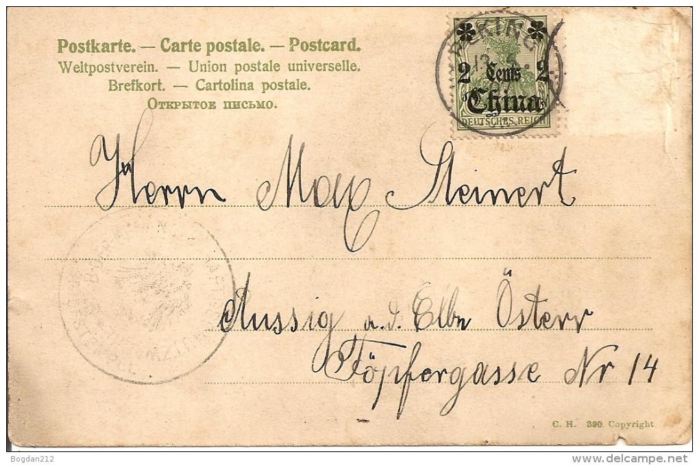 1905 - PEKING, Gute Zustand, 2 Scans + PayPal - China