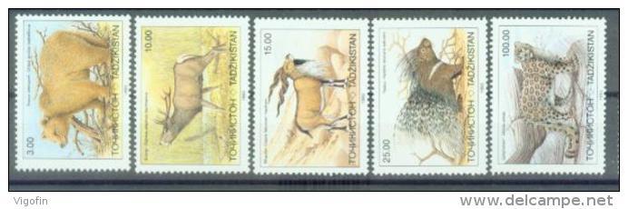 TADJ 1993 FAUNA, TADJIKISTAN,Mich # 22-6, MNH - Tadjikistan