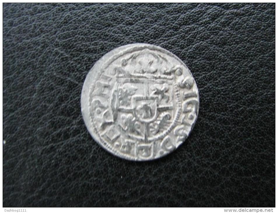 Ukraine Poland Coin Poltorak - 3 Polugrosha Forgery Since Peter Doroshenko Rare! - Ukraine