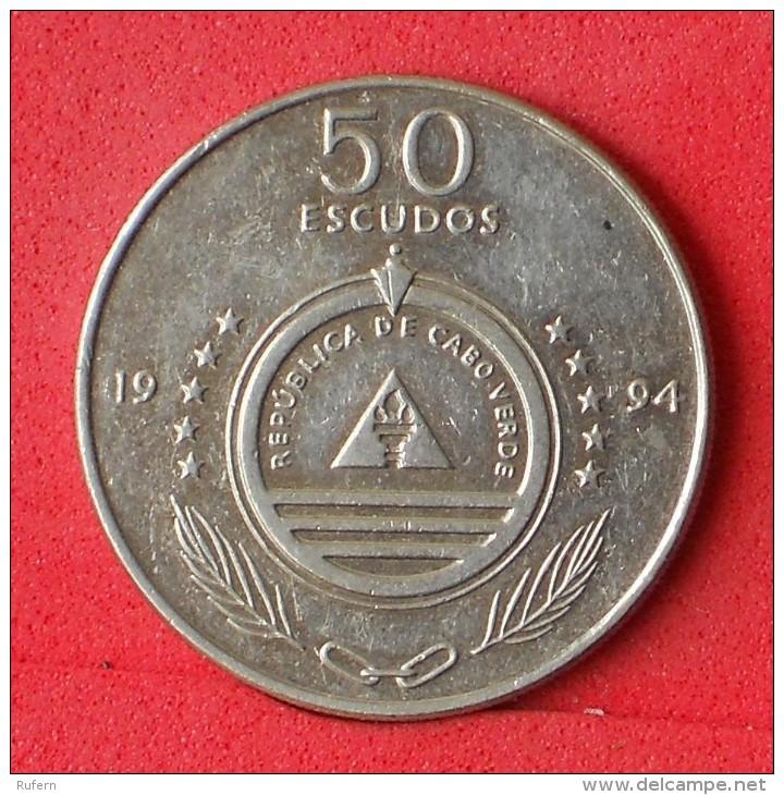CAPE VERDE  50  ESCUDO  1994   KM# 44  -    (Nº07101) - Cap Vert