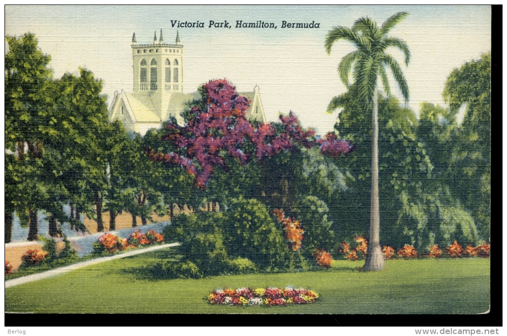 Bermuda - Hamilton - Victoria Park - Bermuda
