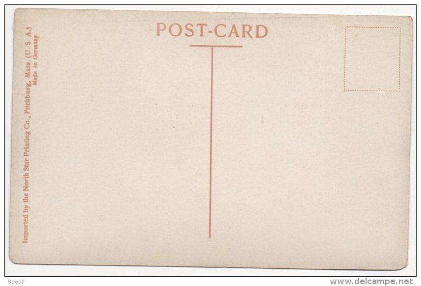 Symbolic Postcard - Kalevala Luominen. Skapelsen, ± 1910 - Finland