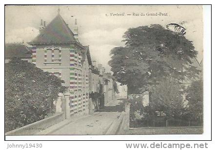 1 - VERTEUIL - RUE DU GRAND-PONT - France