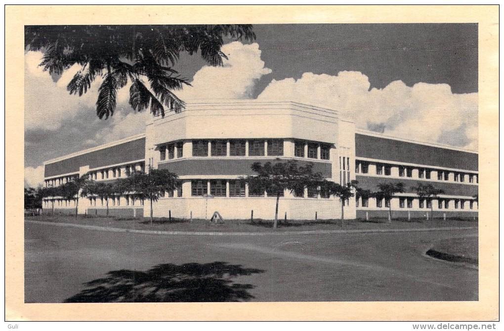 Congo - Kinshasa (Lubumbashi) ELISABETHVILLE Collège St François De Sales-Vue D´ensemble Du Pensionnat - Lubumbashi