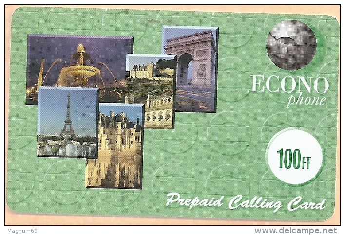 ECONO PHONE  100F PU16e - France