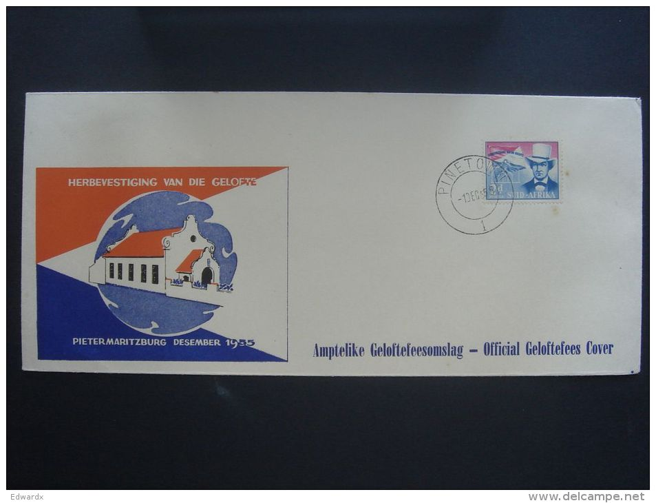 South Africa 1955 FDC First Day Cover - Unclassified