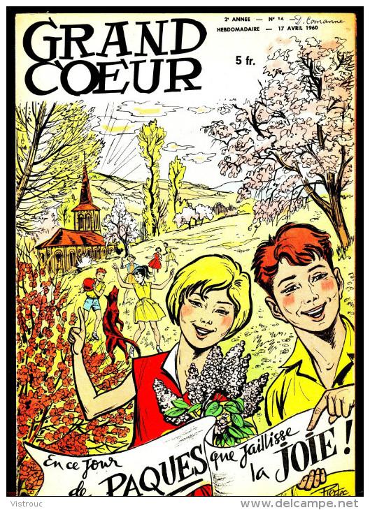 """"""" GRAND COEUR """" -  2 Ième Année - N° 16 - 1960 - Editions F.N.P. (Be). - Magazines Et Périodiques"""
