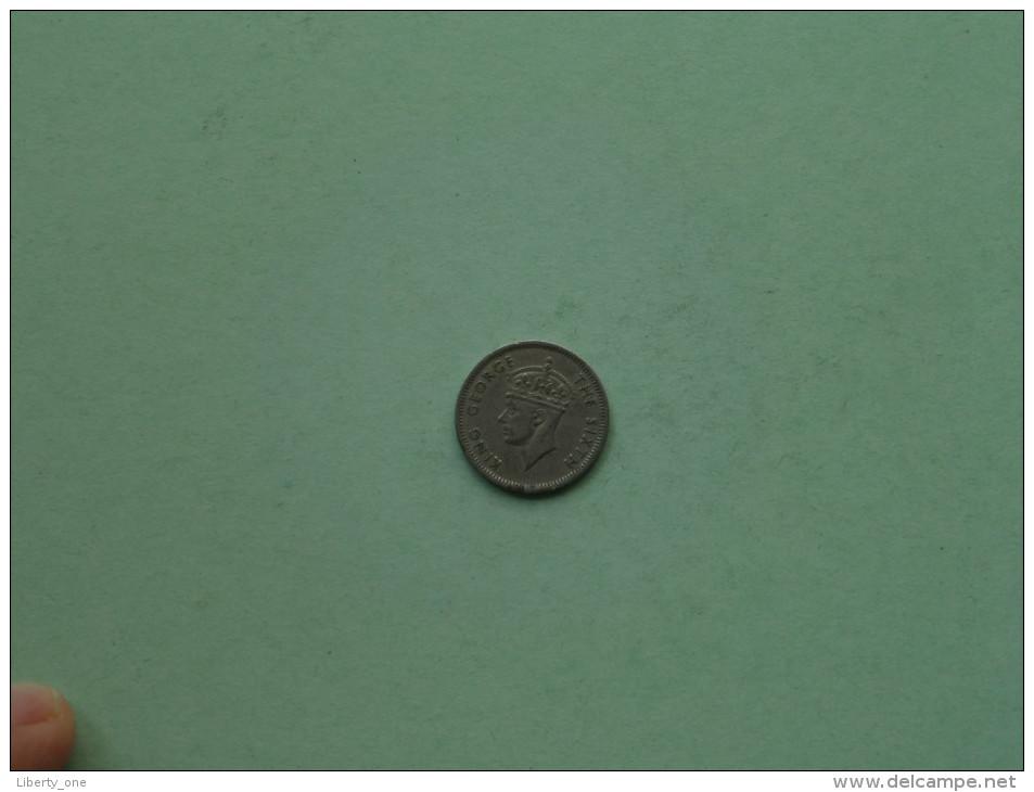 MALAYA 1949 - 10 Cents / KM 8 ( For Grade, Please See Photo ) !! - Kolonies