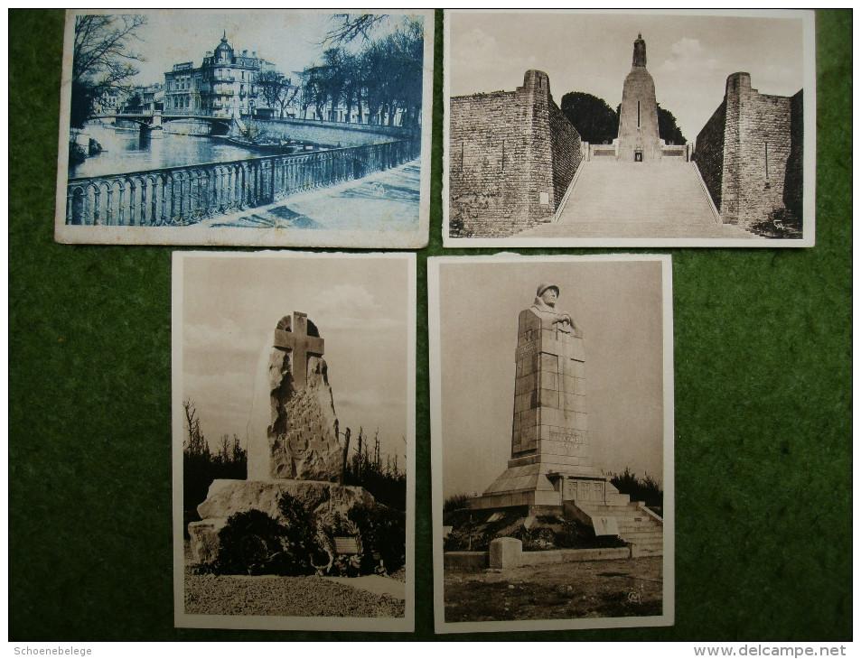 A2762) Verdun 12 Verschiedene Ansichtskarten Ungebraucht Unused - Lorraine