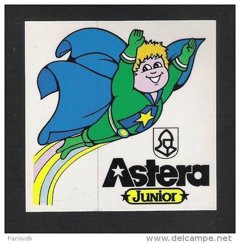 GEMEENTEKREDIET - ASTERA JUNIOR (S 593) - Autocollants