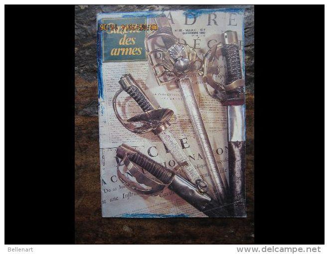 La Gazette Des Armes - N° 85 Septembre 1980 - Weapons