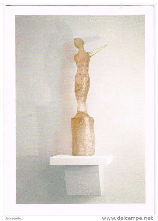 M2922 Wolfgang Winter - Berthold Horbelt - Madonna 1997 / Non Viaggiata - Sculture