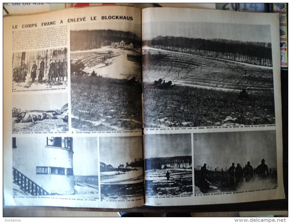 MATCH DU 14 MARS 1940. SUMMER WELLES PUB JOUVENCE DE L ABBE SOURY / PUB BONS D ARMEMENT / LE COMTE CSAKY MINISTRE - General Issues