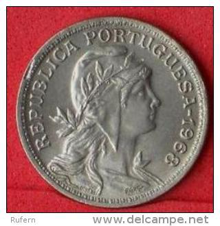 PORTUGAL  50  CENTAVO  1968   KM# 577  -    (Nº07492) - Portugal