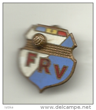 Romania, Volleyball Association. - Volleybal