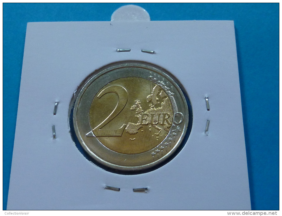 2  EURO  FRANCE  2012 Unc  ( 5 Photos ) - France