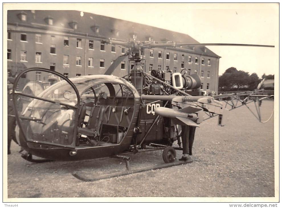 ¤¤  -  Cliché D'un Hélicoptère  -  Voir Description   -  ¤¤ - Matériel