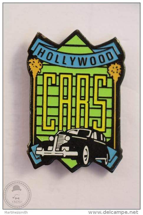 Hollywood Cars - Pin Badge #PLS - Pin