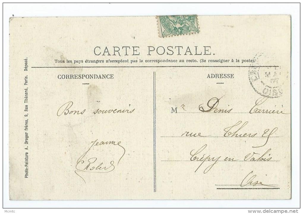 CPA - Souvenir De Liancourt- 5 Vues - Hirondelles - Liancourt