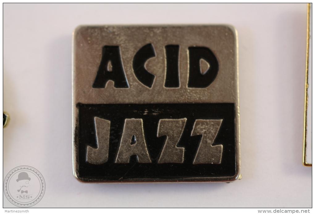 Acid Jazz - Music Pin Badge #PLS - Música