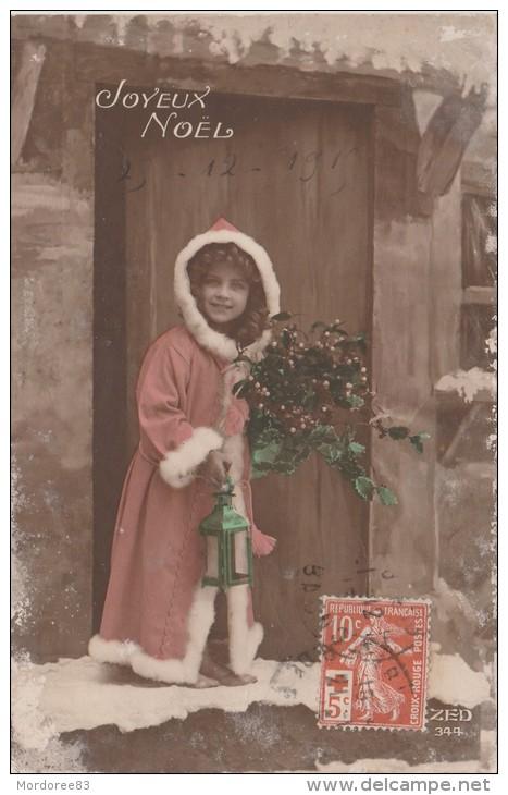 SEMEUSE 147 SUR CPA PARIS 21/12/15 POUR POITIERS   Tds - Postmark Collection (Covers)