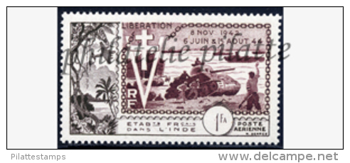 -Inde PA 22** - Unused Stamps