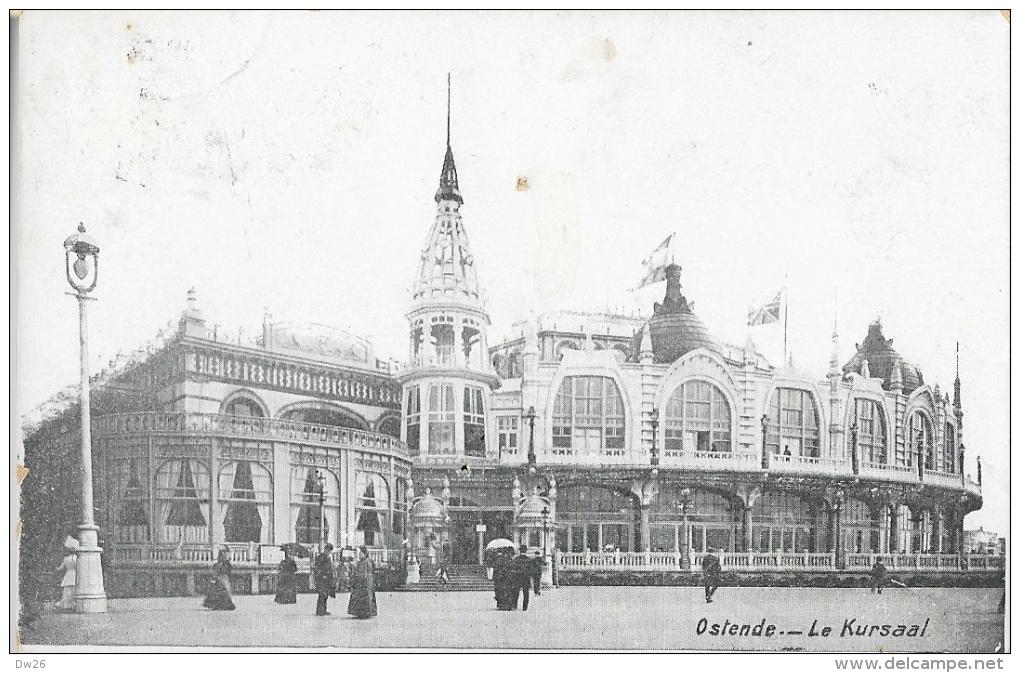 Ostende - Le Kursaal - Belgique