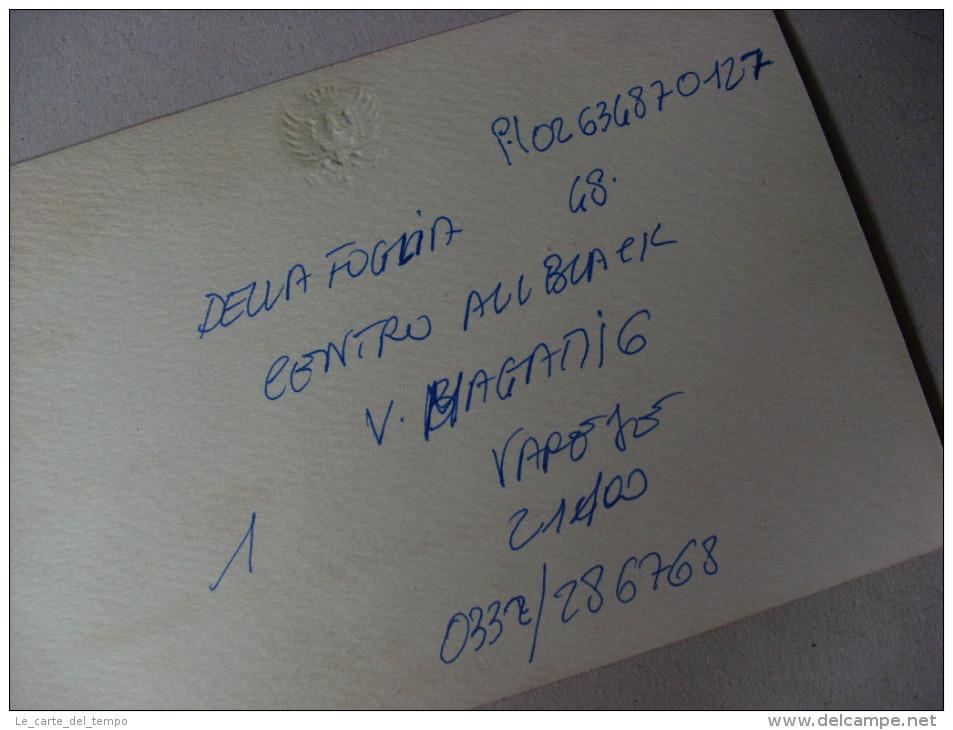 Invito Nozze Della Principessa Reale Maria Di Savoia Ed Il Principe Luigi Di Borbone Parma 1939 (Romualdo Ciccarelli) - Boda