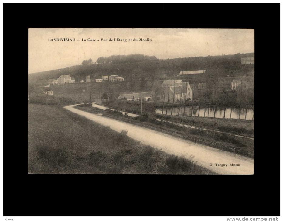 29 - LANDIVISIAU - Gare - Landivisiau