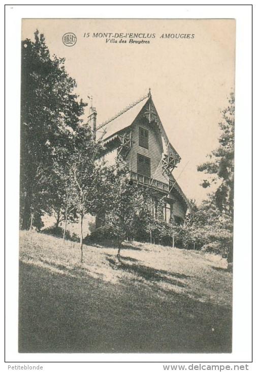 (J502) - Mont-De-L'Enclus - Amougies - Villa Des Bruyères - Mont-de-l'Enclus
