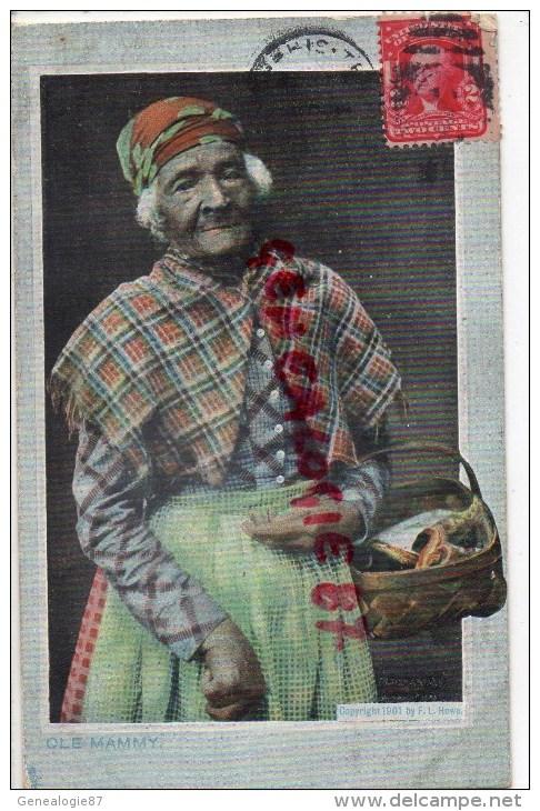 ETATS UNIS - MEMPHIS - OLE MAMMY-  1906-  RARE - Memphis