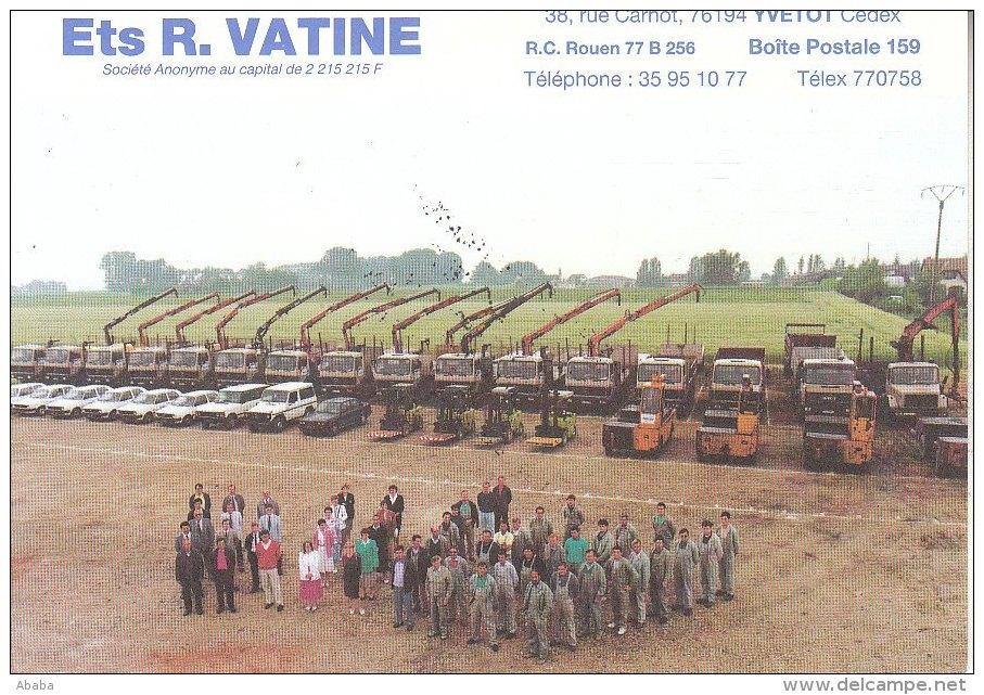 YVETOT ETABLISSEMENT R VATINE - Yvetot