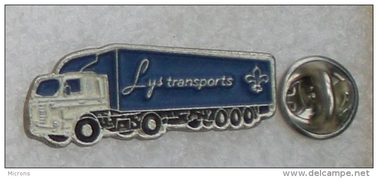 CAMION LYS TRANSPORTS   QQQ   081 - Transportation