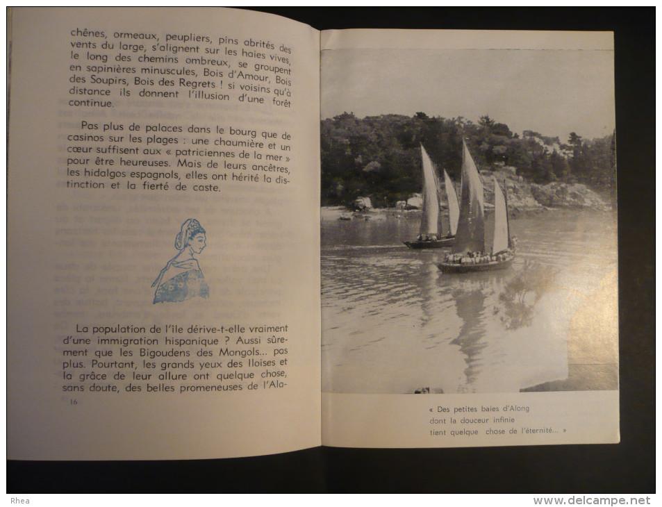 56 - GOLFE DU MORBIHAN - Petit Livret De 47 Pages Par Michel De Galzain - Tourisme