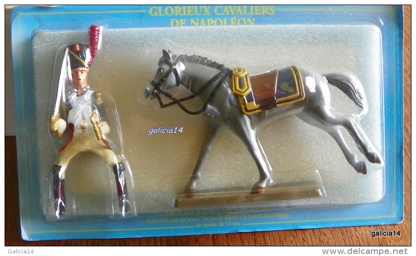 starlux plomb atlas glorieux cavaliers de napoleon grenadier de la garde. Black Bedroom Furniture Sets. Home Design Ideas