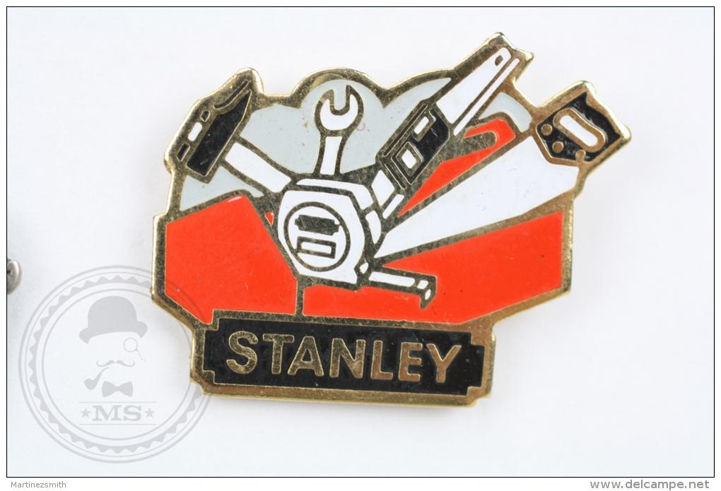 Stanley Tools -  Pin Badge #PLS - Marcas Registradas