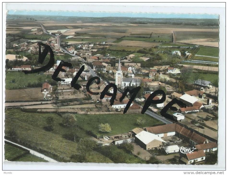 CPM - Estrée-Blanche - Vue Générale Aérienne - France