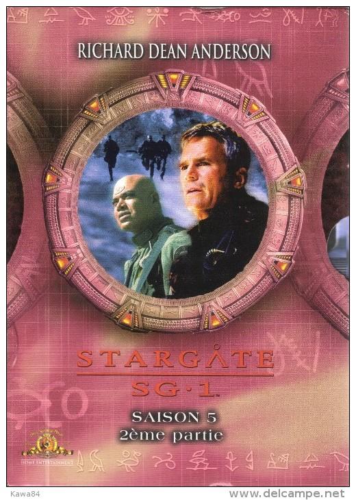 "D-V-D Richard Dean Anderson "" Stargate SG.1 "" - Science-Fiction & Fantasy"