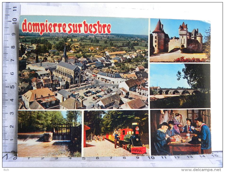 CPM (03) Allier - DOMPIERRE SUR BESBRE - Autres Communes
