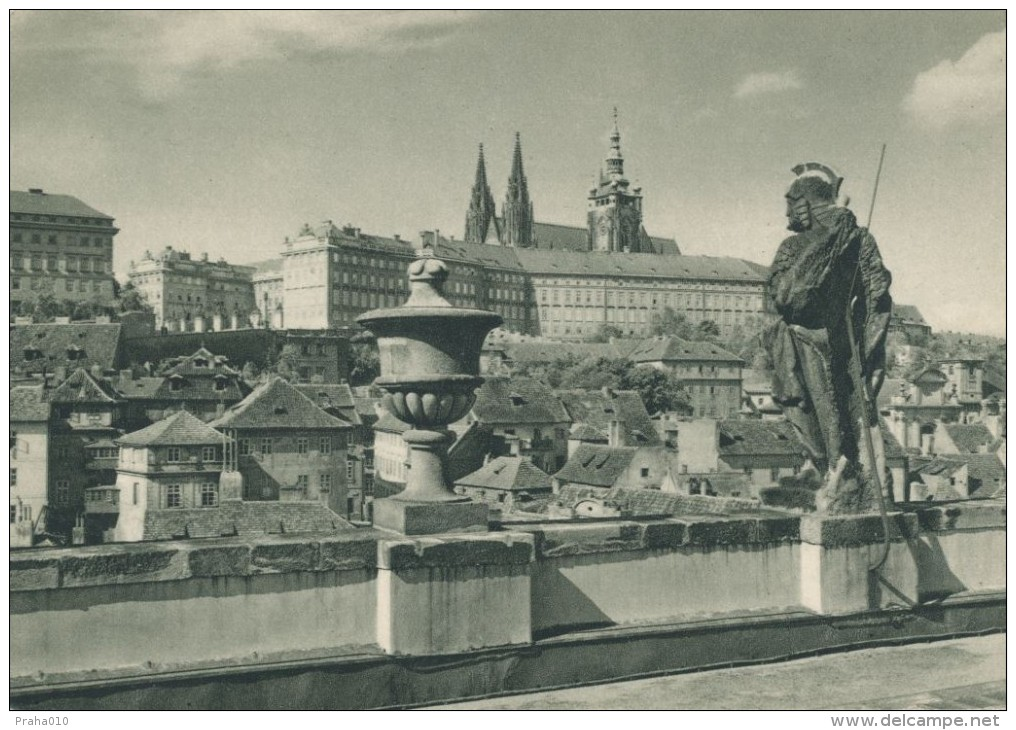 I6229 - Czechoslovakia / Postal Stationery (1949) Prague: Esperanto Center In The Heart Of Europe - Esperanto