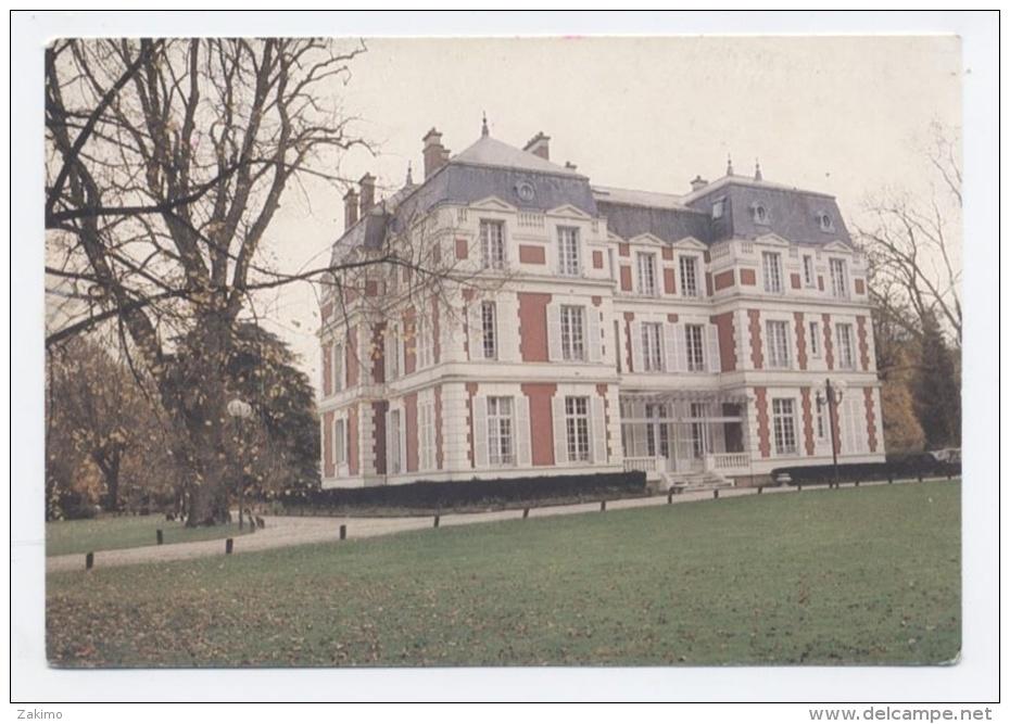 78.MONTIGNY LE BRETONNEUX--LEMANET CENTRE DE FORMATION  --RECTO/VERSO --E63 - Montigny Le Bretonneux