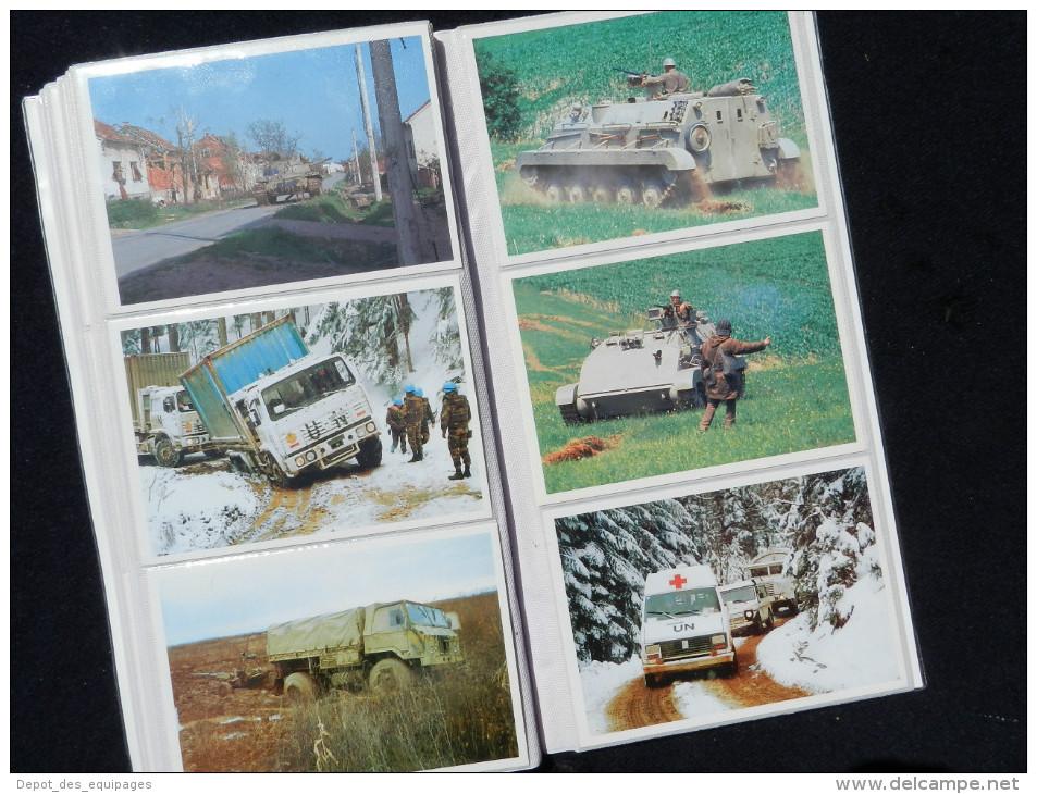 ALBUM PHOTOS YOUGOSLAVIE - SARAJEVO Années 1990 - 96 PHOTOS .....#.3 - Documenti