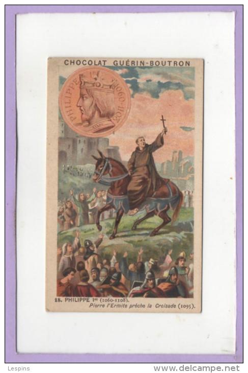 GUERIN - BOUTRON -- Histoire De France ( Evenement Politique ) - N° 18 - Guérin-Boutron