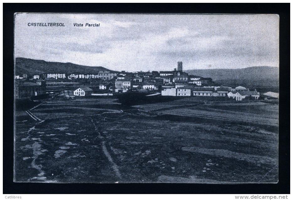 Catalunya. Vallès Oriental. Castellterçol. Vista Parcial. Josep Obradors. Ca.1930. - Barcelona